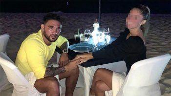 escrachan a un empresario que amenazo, insulto y golpeo a su ex