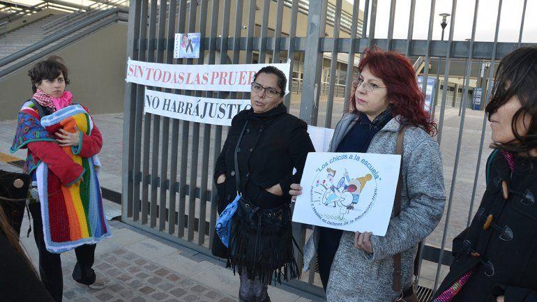 Femicidio de Delia: organizaciones sociales piden que se revea el fallo