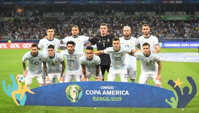 Copa América: con Dybala junto a Agüero y Messi, Argentina define el tercer puesto con Chile
