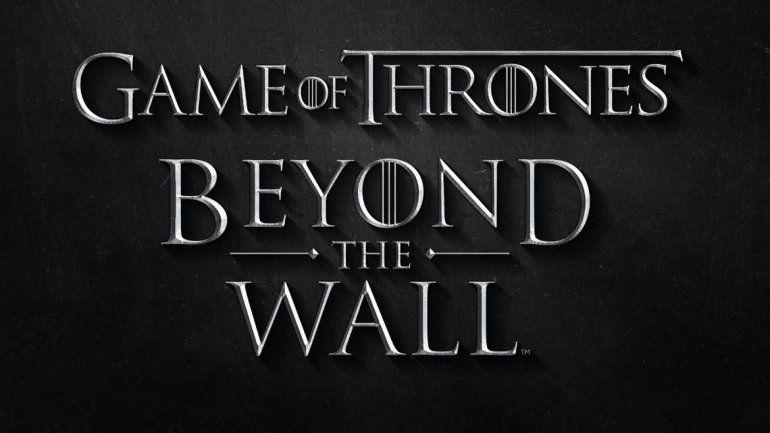 GOT para celulares: Game of Thrones Beyond the Wall