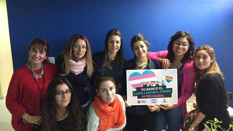 El cupo laboral trans movilizó el apoyo de más de 3 mil firmas