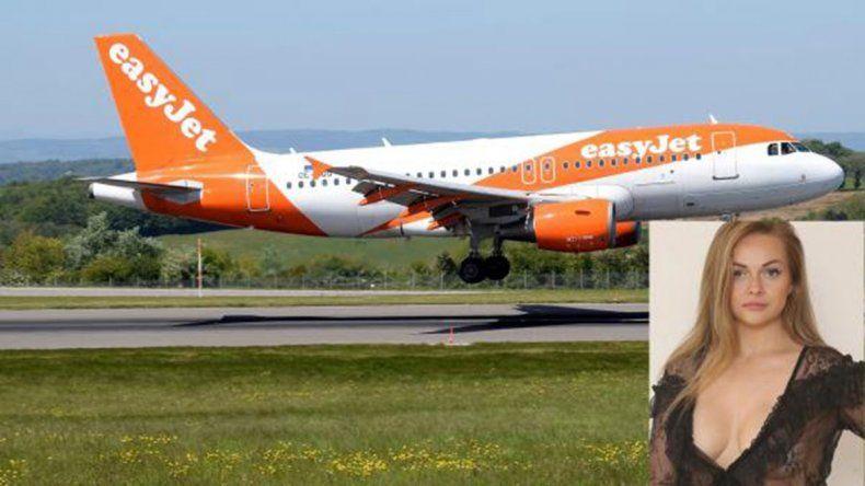 Echan a una mujer de un avión por vestir demasiado sexy