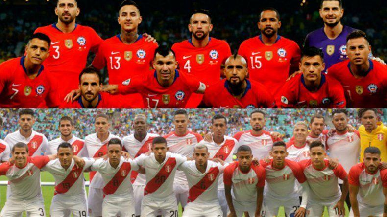 Chile no jugará el partido amistoso contra Perú