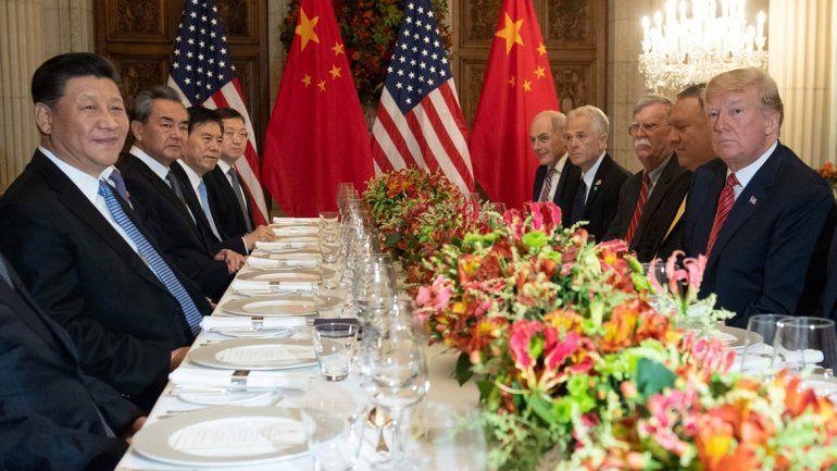 Trump y Xi Jinping hacen una tregua en su guerra comercial