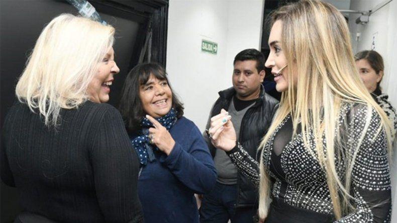 Fátima: Carrió le hablaba a la verdadera CFK