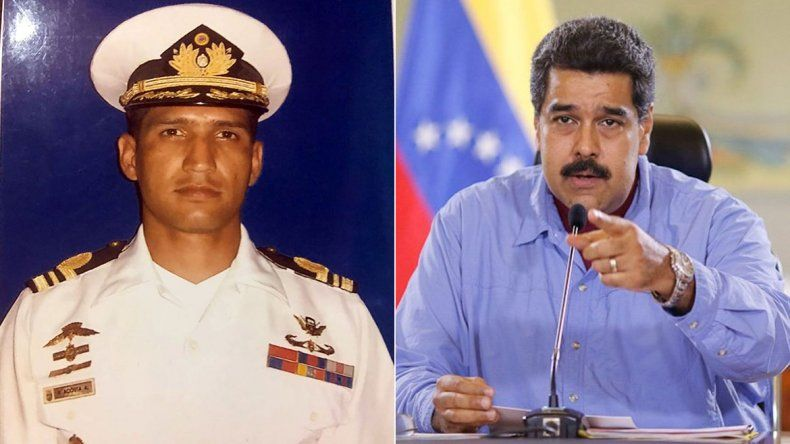 Maduro reconoció la muerte de un militar torturado