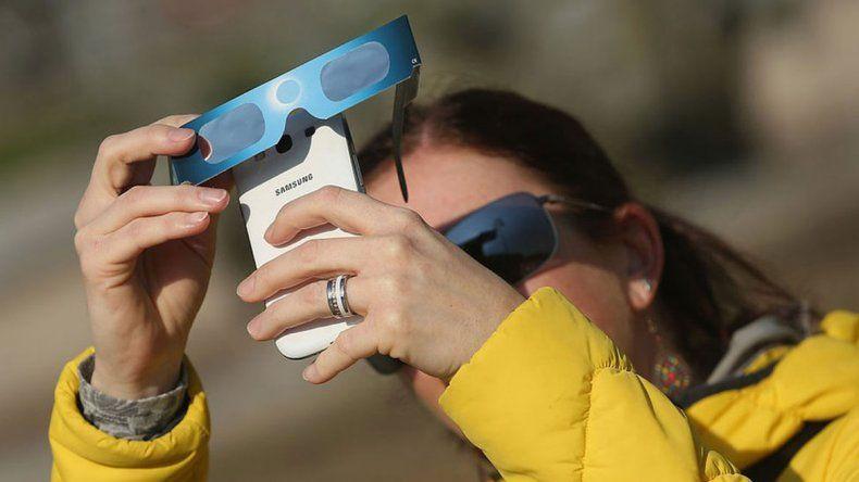 Hoy se podrá observar el eclipse solar total en el país