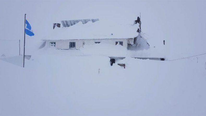 Por el temporal de lluvia y nieve se suspenden las clases en cuatro localidades cordilleranas