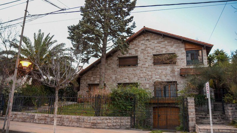 Un colegio funcionará en  la casa de la familia Sapag