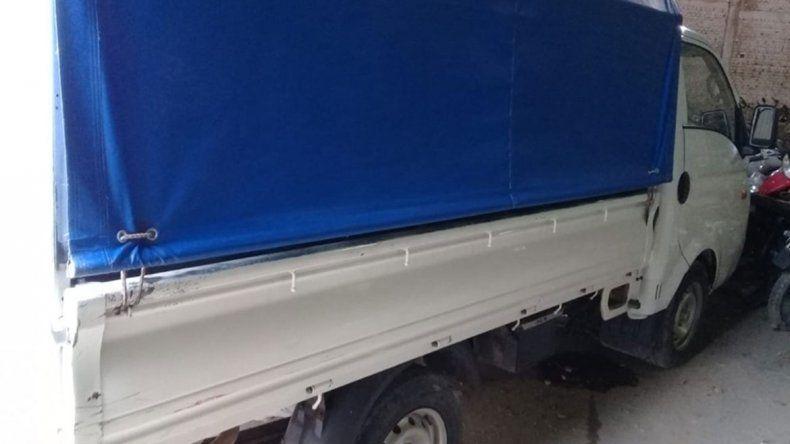 Secuestraron dos camionetas por no tener la RTO al día