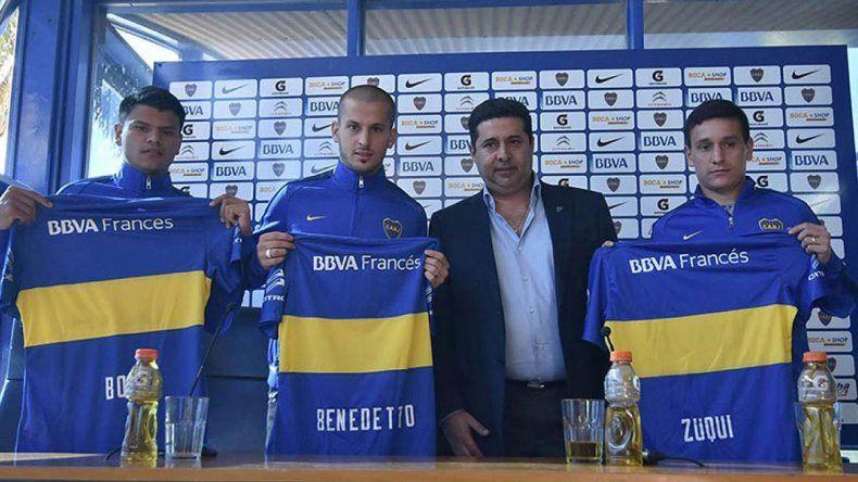 Angelici: Hay un par en Boca que ganan 1 millón de euros