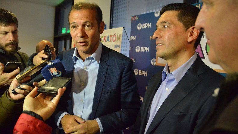 Gutiérrez a Pechi Quiroga: Algunos están nerviosos porque las encuestas les dan una derrota