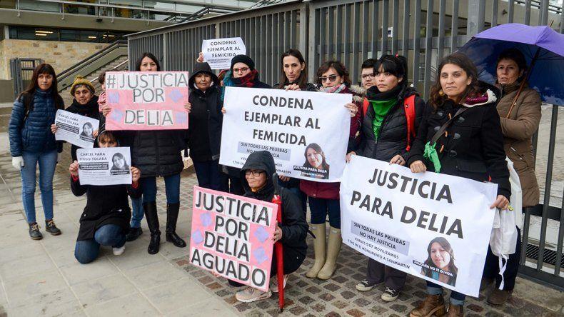 Femicidio de Delia: impugnan la exclusión de pruebas