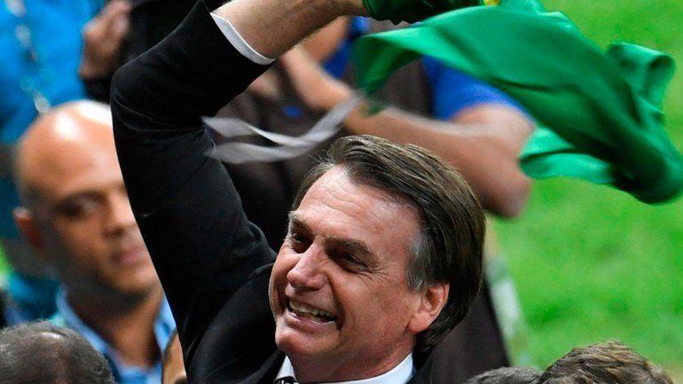 Medios brasileños aseguran que el VAR fue interferido por la seguridad de Bolsonaro