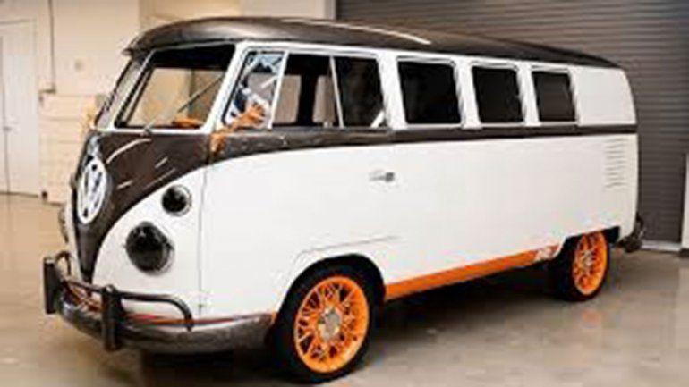 Mirá la VW Type 20, la Combi eléctrica de Volkswagen