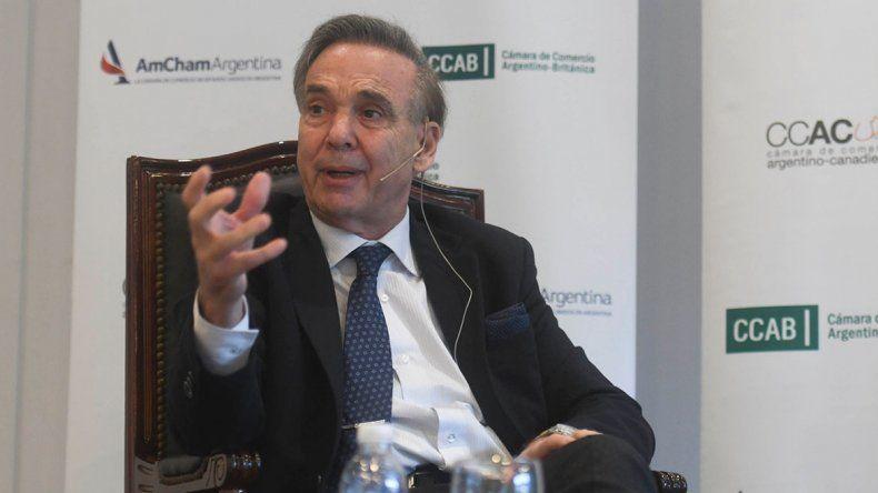 Miguel Ángel Pichetto: Macri gana y se acaba el kirchnerismo