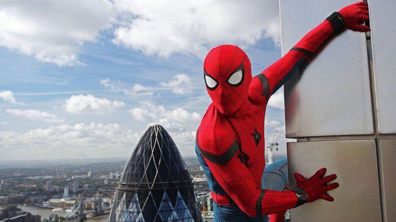 Vuelve Spiderman a la gran pantalla con un toque mitológico