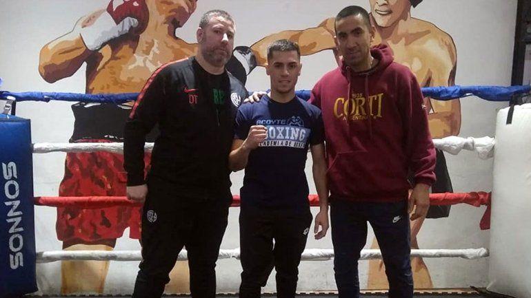 Rojas: Sueño con llegar a pelear por  un título nacional