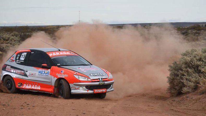 El Rally de Cutral Co tendrá 69 autos en la cuarta fecha