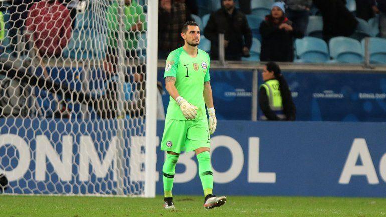 El neuquino Arias cerró su cuenta de Instagram por las críticas tras la eliminación de Chile