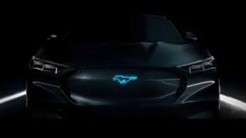 Ford Mach-E: un auto eléctrico inspirado en el Mustang
