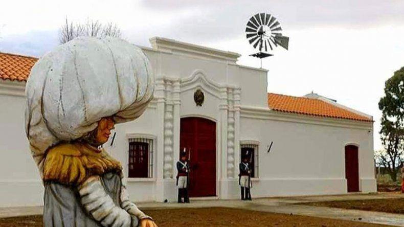 9 de Julio: inauguran la Casa de Tucumán en Senillosa
