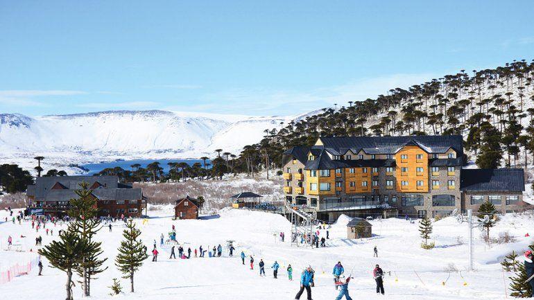 Caviahue Ski Resort: disfrutar de la nieve con el mejor confort
