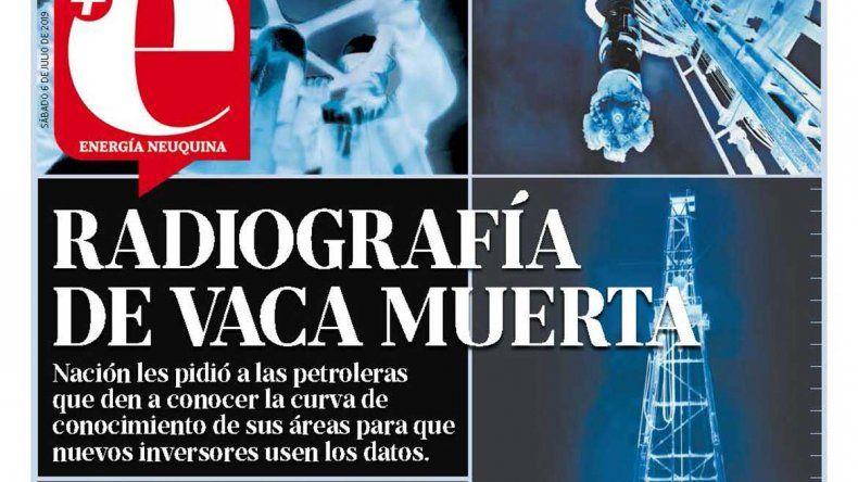 Radiografía de Vaca Muerta