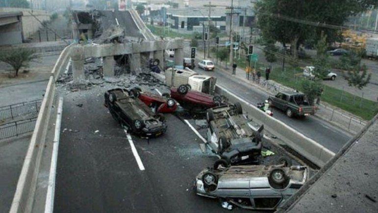 California, sacudida por el peor sismo en veinte años