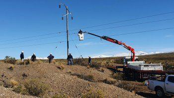 por mantenimiento, el epen corta la energia en siete localidades