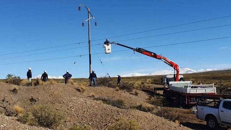 Por mantenimiento, el EPEN realizará cortes de energía en siete localidades del interior