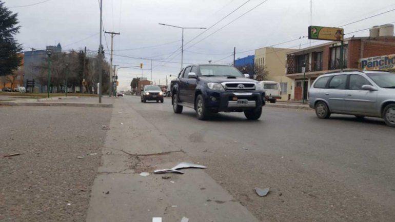 Se entregó el conductor del auto que huyó luego de atropellar y matar a un hombre en Huincul