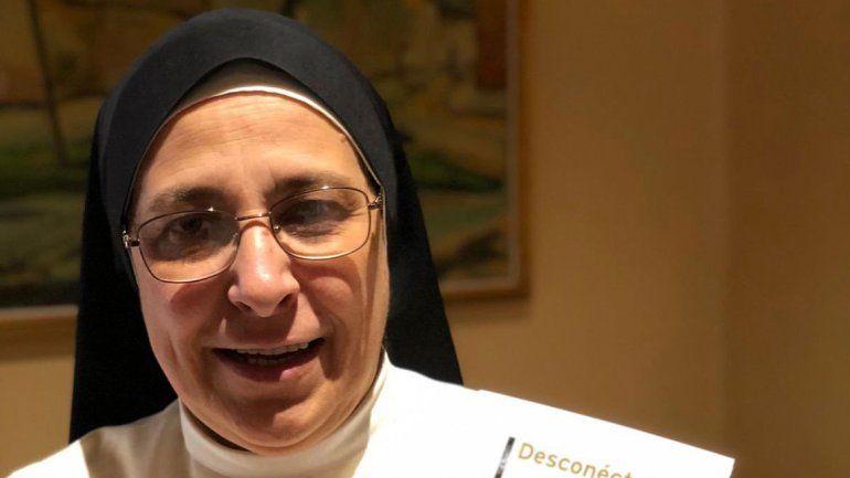 La monja que trabaja para los pobres y apoyó a Leo Messi en su cruzada anti Conmebol