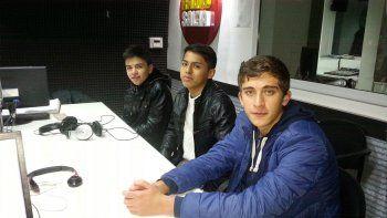 tres jovenes saltenos iran al campamento espacial de la nasa