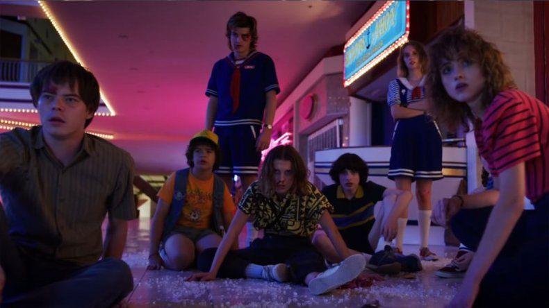 Rompió el récord: Stranger Things 3 es el estreno más visto en la historia de Netflix
