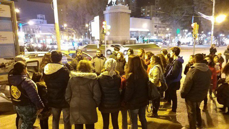 Red Solidaria: hay 21 personas en situación de calle en Neuquén