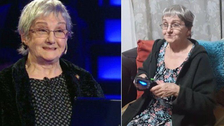 La desopilante abuela gamer que fue al programa de Del Moro para comprarse la PlayStation 5