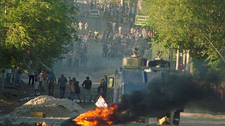 Diciembre de 2001: cuando Neuquén fue escenario del estallido social