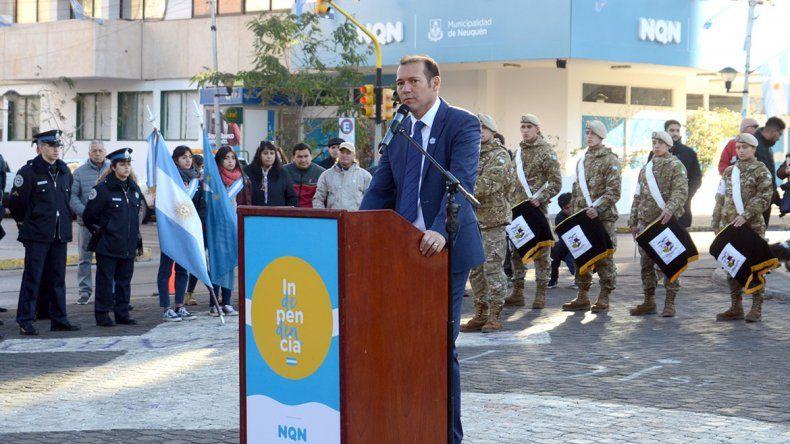 Gutiérrez: La libertad, la independencia y la justicia son la base de la construcción de la democracia