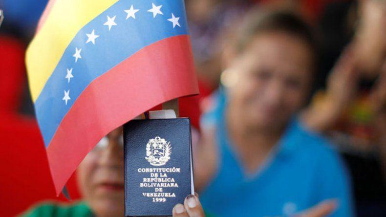 Venezuela negocia un acuerdo para votar en 2020