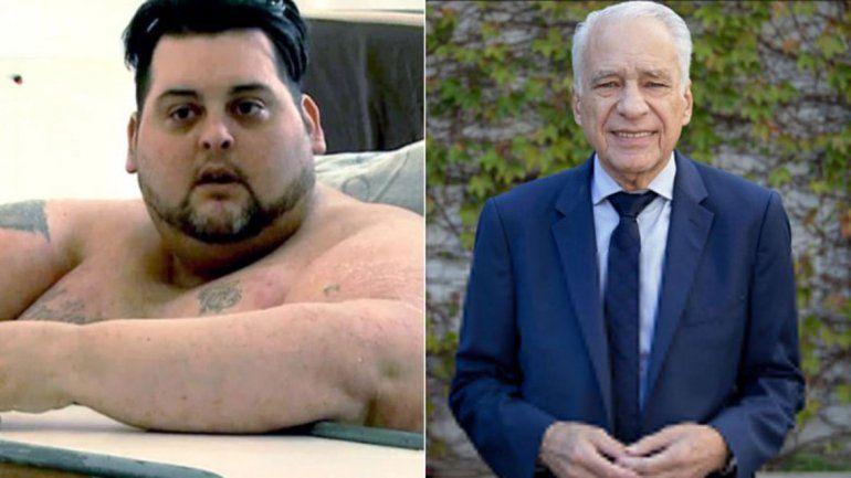 El papá de Maxi Oliva fue contra Alberto Cormillot