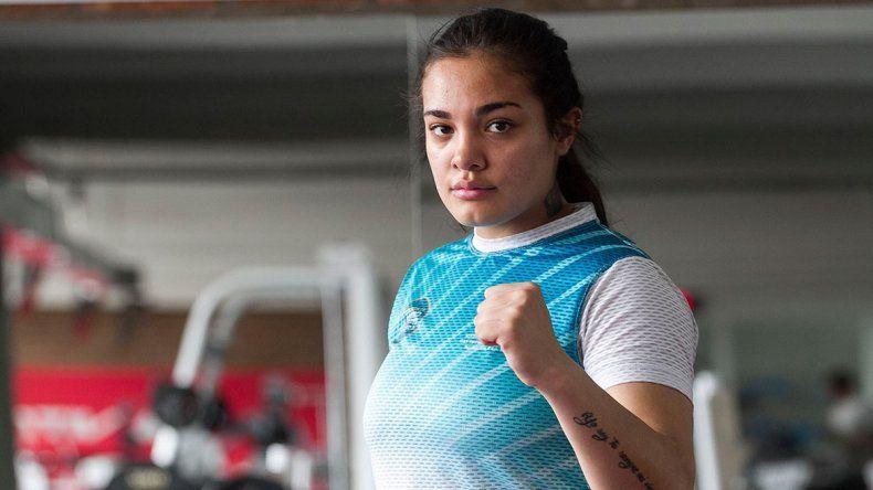 La Tina Vidal visita a la campeona mundial