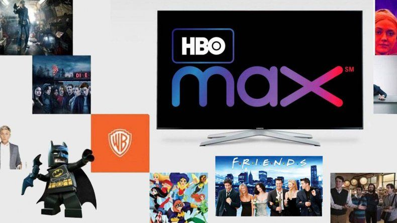 Se viene HBO Max, el servicio de streaming de Warner