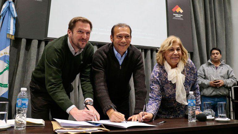 Empresa invertirá u$s 3 millones en la planta de pescados