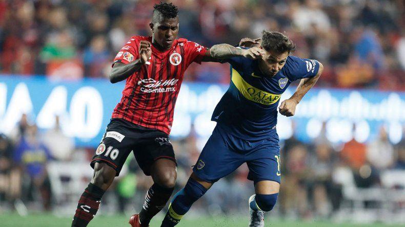 Boca cerró su gira por Norteamérica con una derrota ante Xolos