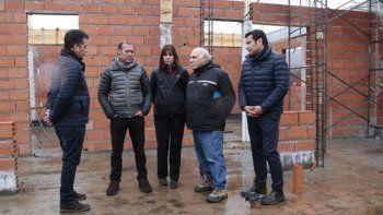 la provincia apuesta al turismo con obras en alumine
