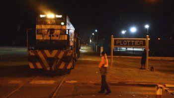 andres peressini: el tren hasta plottier seria un furor