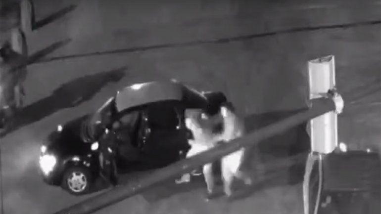 Salvaje ataque a un taxista en La Plata por una discusión de tránsito
