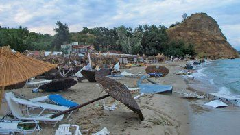 una tormenta de granizo dejo siete muertos en grecia
