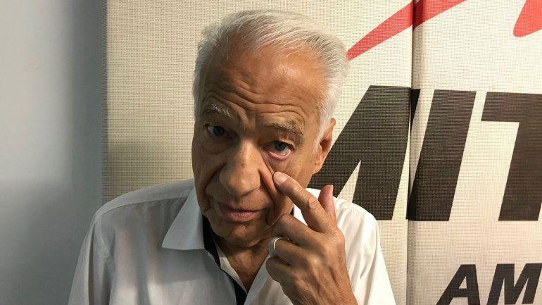 Cormillot liquidó a Politti: Le costaba ceder el lugar a los profesionales